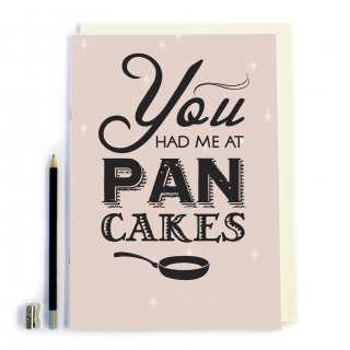 You Had Me At Pancakes Notebook product image