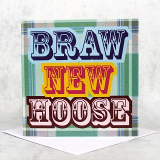 Scottish greeting cards braw new hoose m4hsunfo