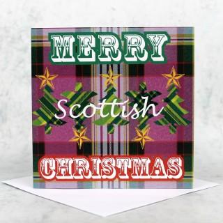 Scottish christmas cards scots speak scottish merry xmas m4hsunfo