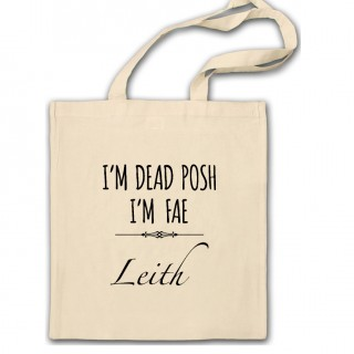 Dead Posh Cotton Shopper Bag+Tag product image