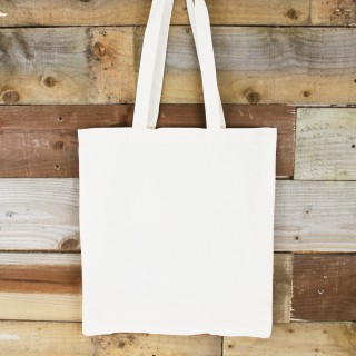 Cotton Shopper Bag Blank product image