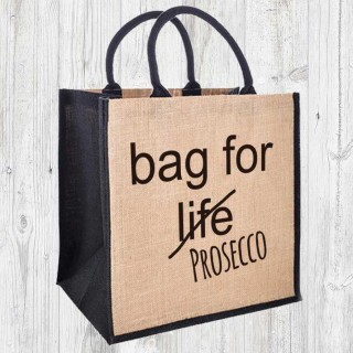 Bag For Life Jute Shopper+Tag product image
