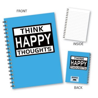 Happy Thoughts' Notebook product image
