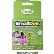 Small Adhesive Dots